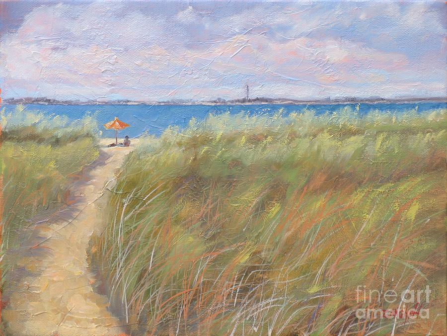 The Cape Painting  - The Cape Fine Art Print