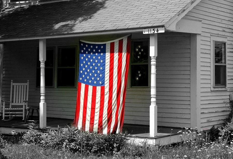 The Colors Of Freedom Photograph