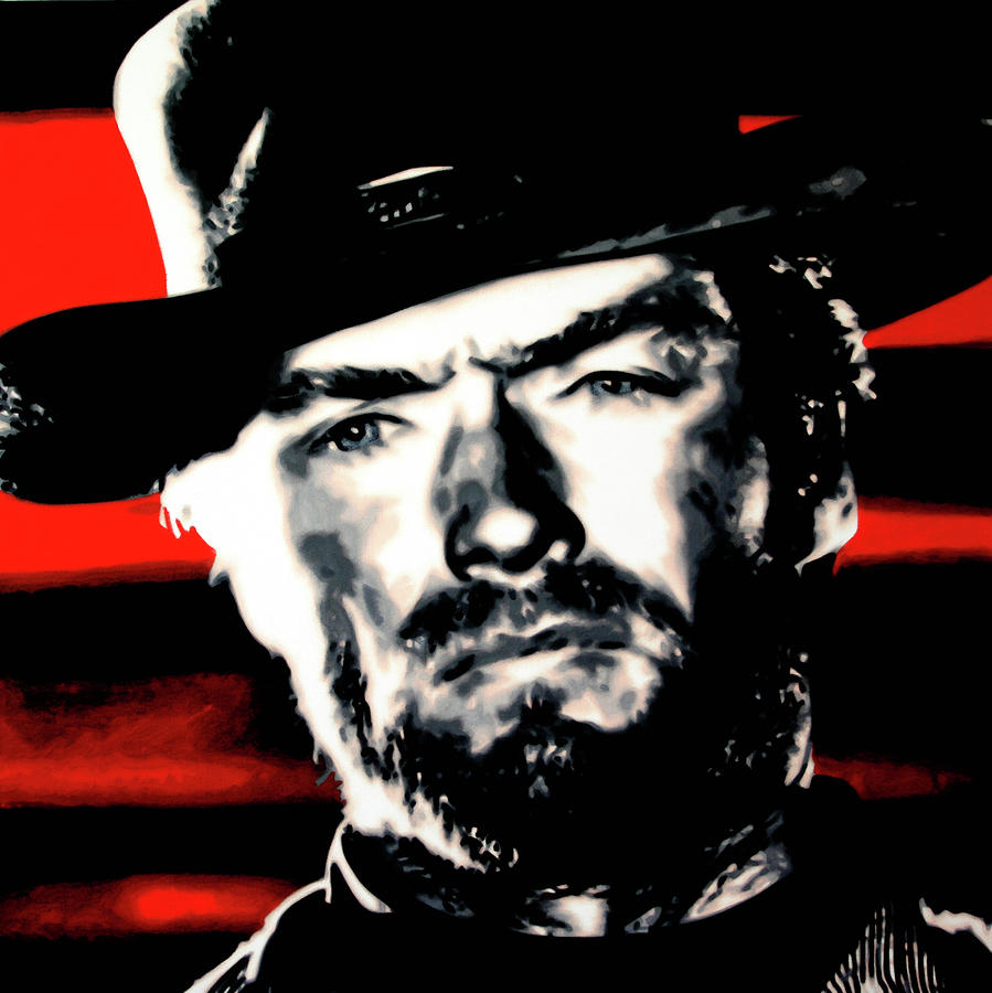 The Good The Bad And The Ugly Painting