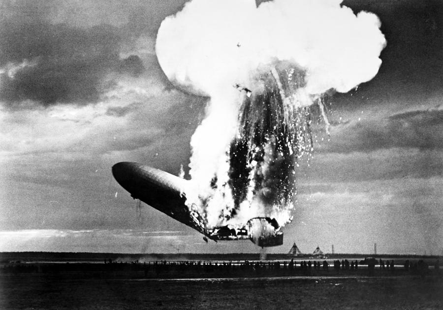 Hindenburg Katastrophe