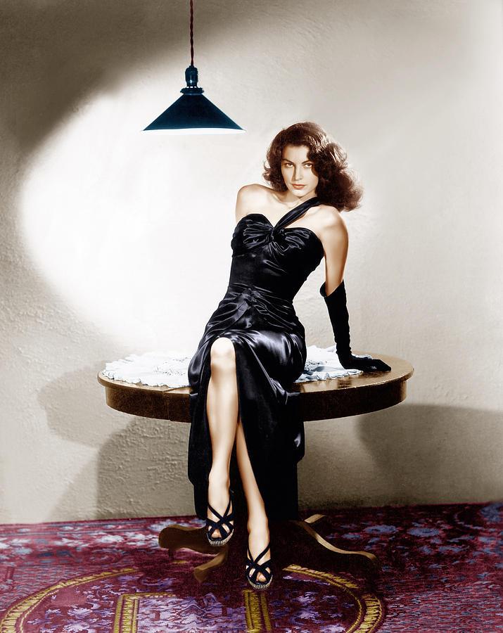 The Killers, Ava Gardner, 1946 by Everett Ava Gardner The Killers Dress
