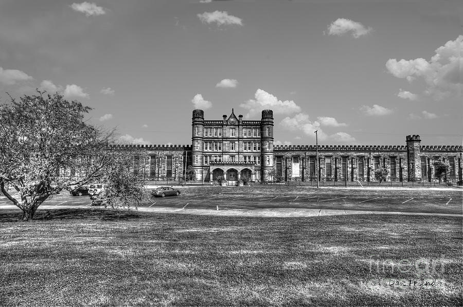 The West Virginia State Penitentiary Front Photograph