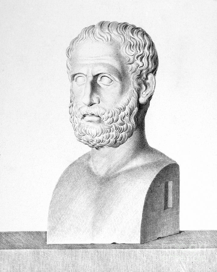 Theophrastus Photograph