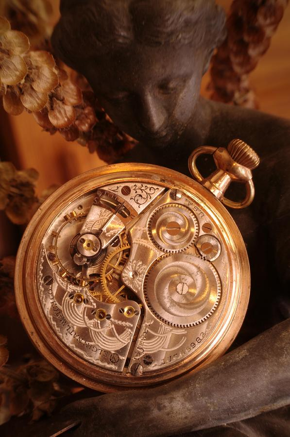 Time... Photograph  - Time... Fine Art Print