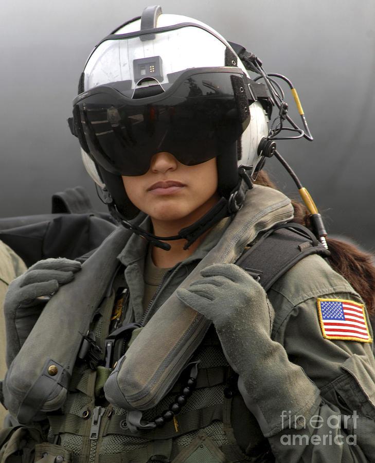 U.s. Navy Aviation Warfare Systems Photograph