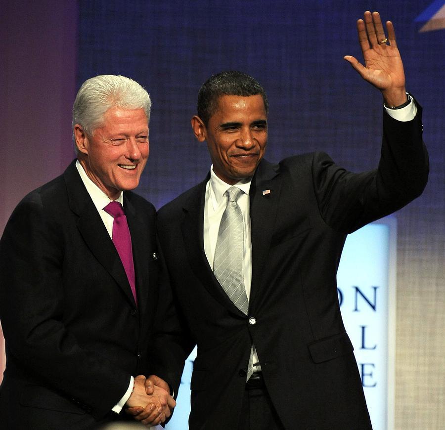 U.s. President, Barack Obama, Former Photograph