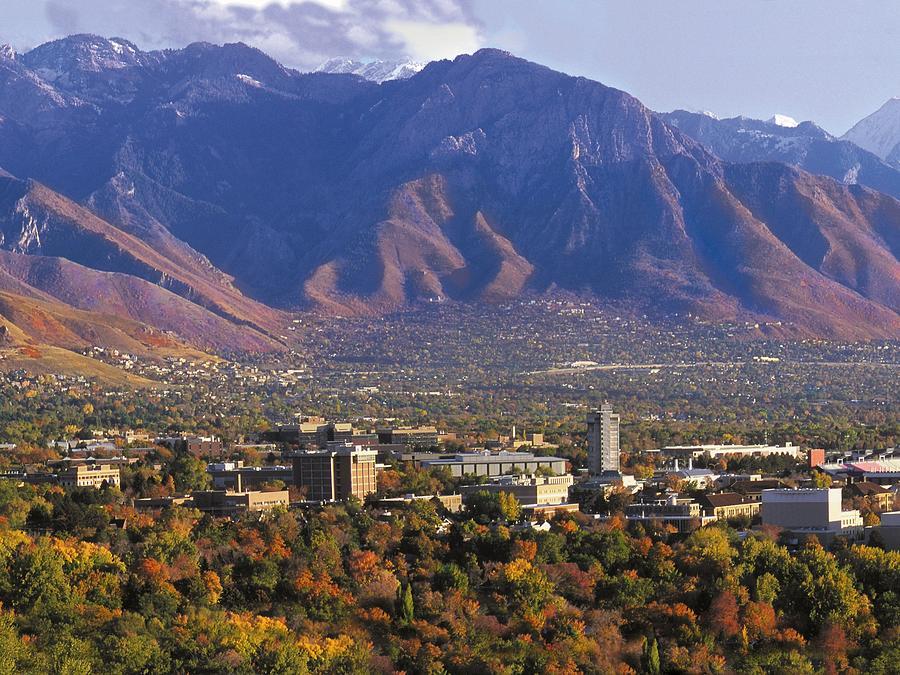 Utah State University To Salt Lake City