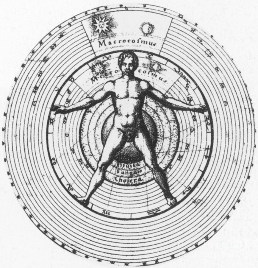 Utrisque Cosmi, Title Page, 1617 Photograph