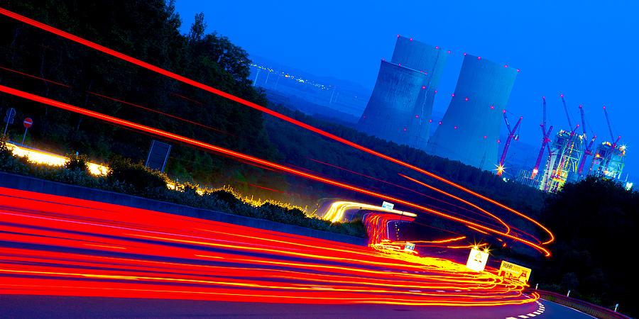 2011 Photograph - Velocity by Thomas Splietker