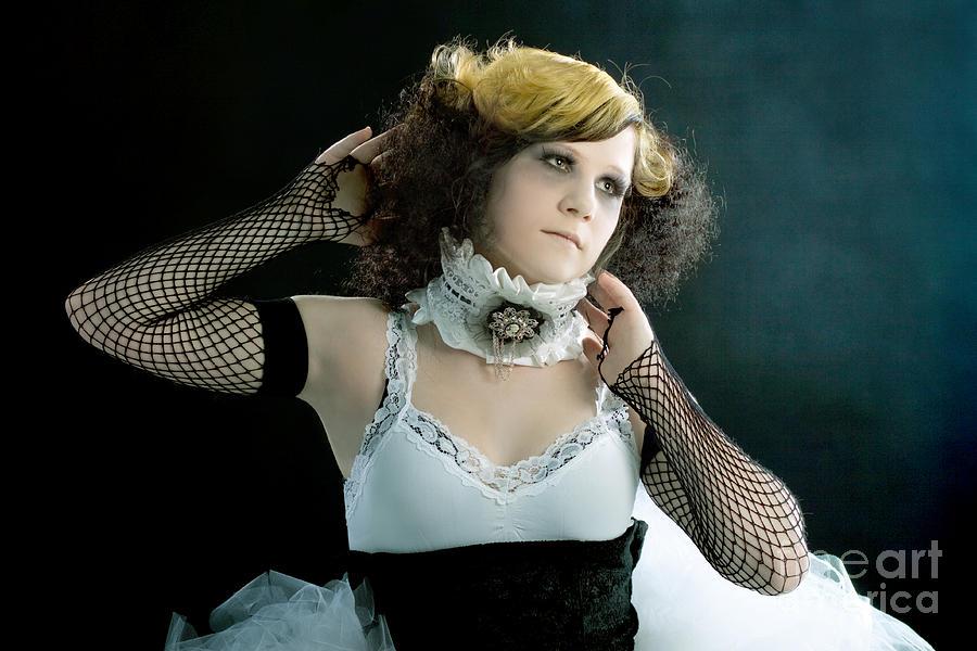 Vintage Dancer Series Photograph