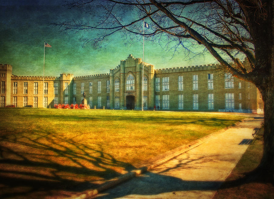 Virginia Military Institute  Photograph  - Virginia Military Institute  Fine Art Print