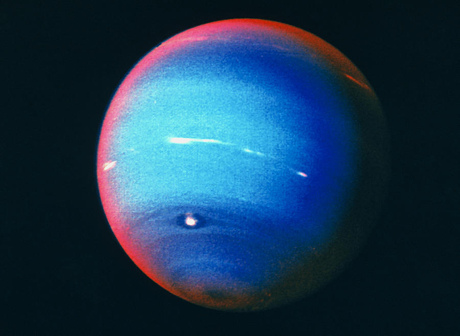 planet neptune color - photo #16