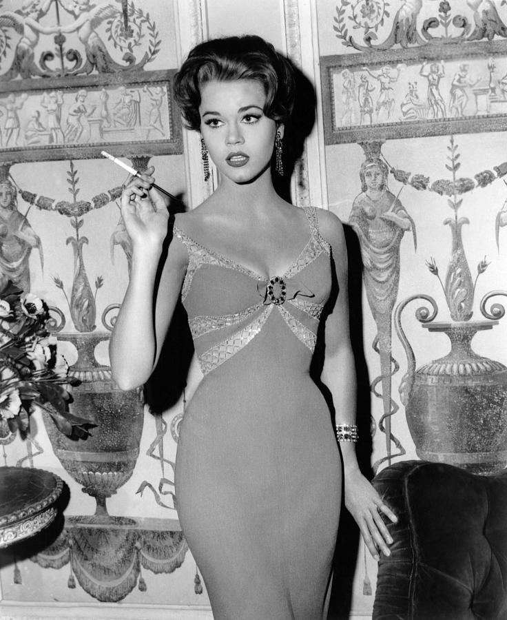 Walk On The Wild Side, Jane Fonda, 1962 Photograph