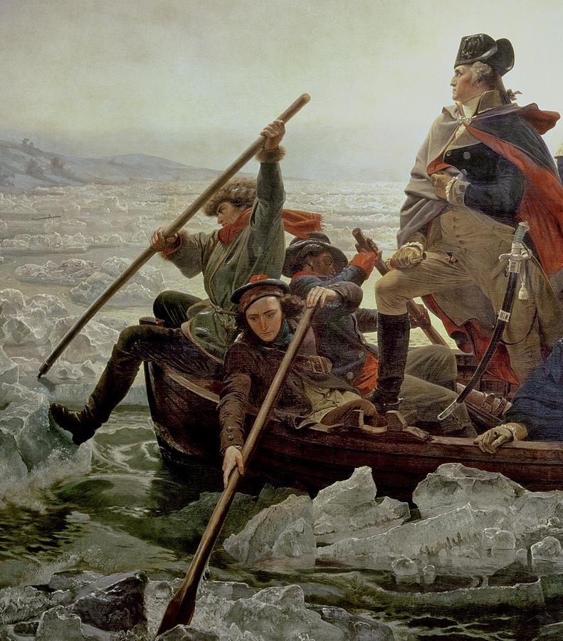 washington crossing the delaware Get great washington crossing the delaware poster art created by our amazing designers create your own personalized posters in high quality.