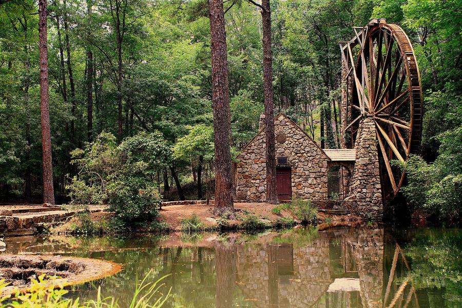 Marble Water Wheels : Water wheel by jason blalock