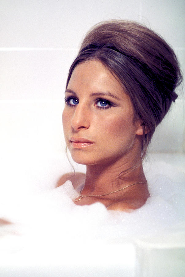 Whats Up, Doc, Barbra Streisand, 1972 Photograph