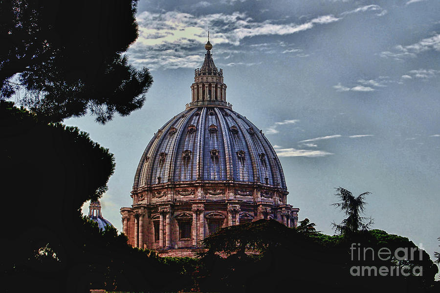 When In Rome Photograph  - When In Rome Fine Art Print