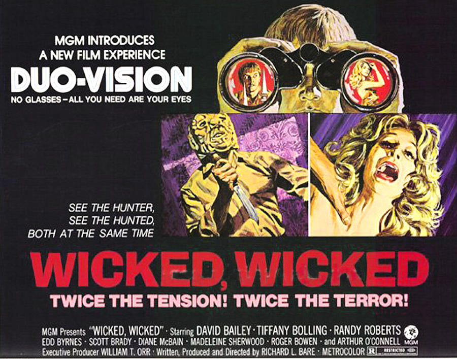 Wicked, Wicked, Top And First From Left Photograph