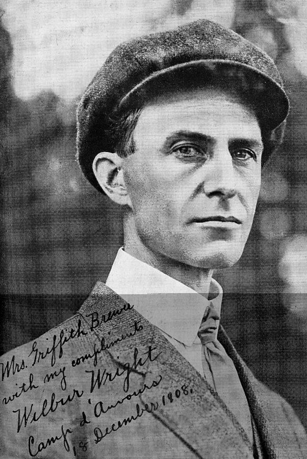 how tall is wilbur wright
