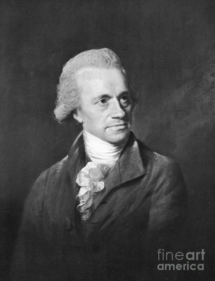 William Herschel, German-british Photograph  - William Herschel, German-british Fine Art Print