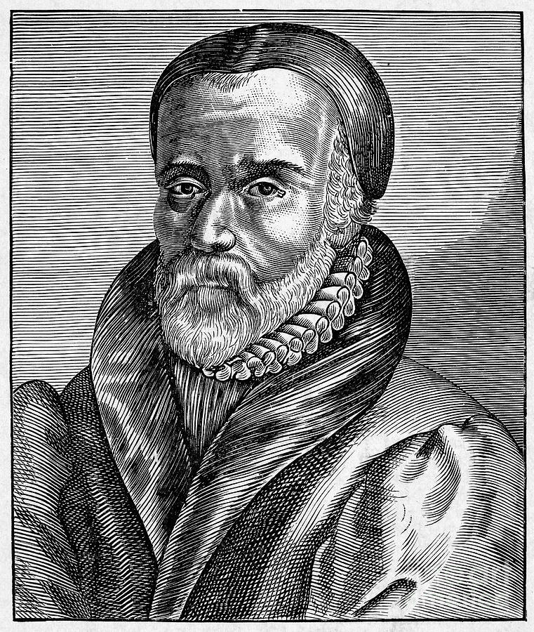 16th Century Photograph - William Tyndale by Granger
