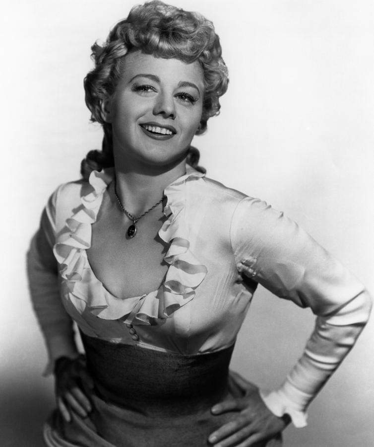 Winchester 73, Shelley Winters, 1950 Photograph