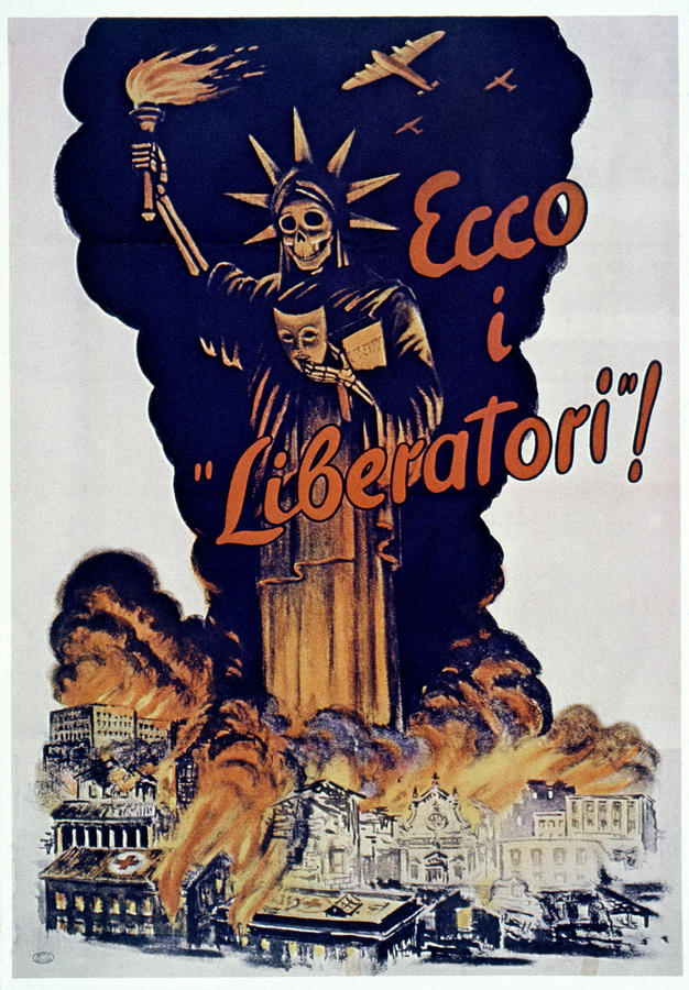 wwii propaganda essay Free essay: while the united states promoted production and germany uplifted xenophobic thoughts, both countries created a sense of nationalism and brought.