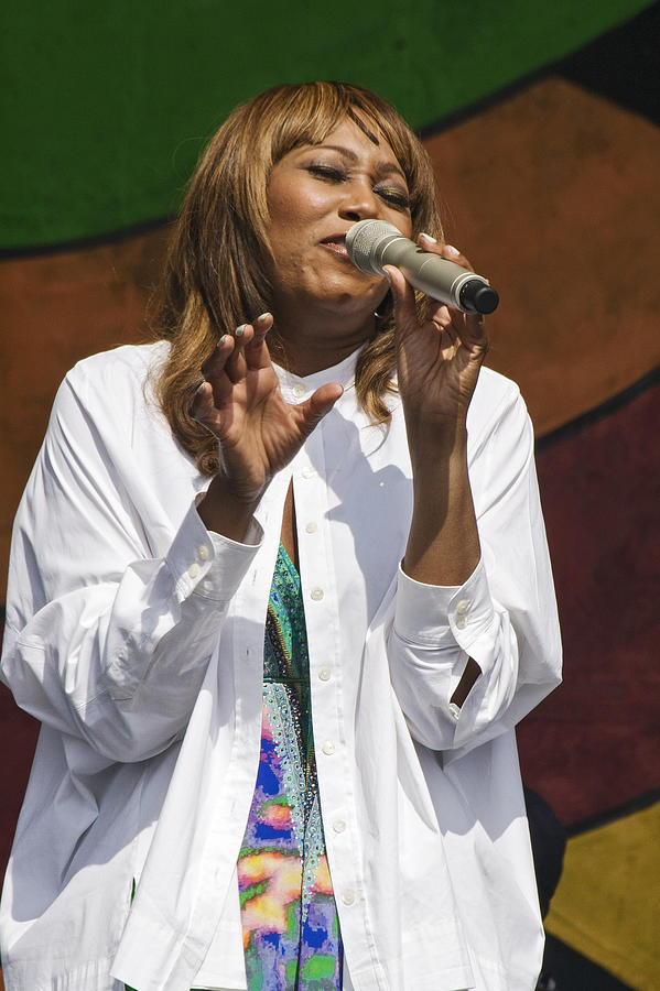 Yolanda Adams Photograph  - Yolanda Adams Fine Art Print