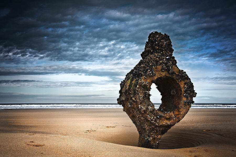 Yorkshire Coast Photograph  - Yorkshire Coast Fine Art Print
