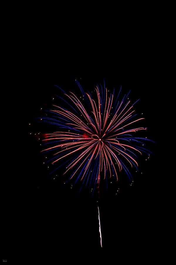Fireworks Photograph