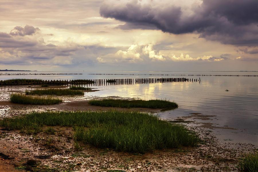 Wadden Sea Photograph - Kampen - Sylt by Joana Kruse