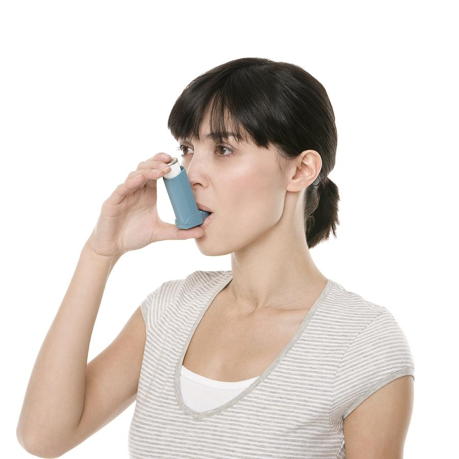 First Aid To Control Asthma Attack