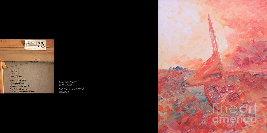 Painting - Catalogo by Gustavo Vazquez king