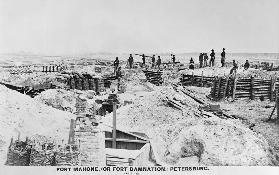 Civil War: Petersburg Photograph