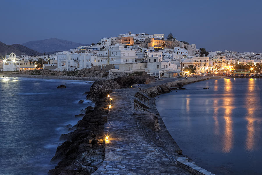 Naxos - Cyclades - Greece Photograph