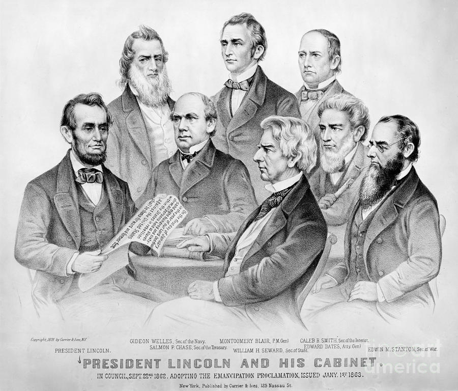 Emancipation Proclamation Photograph