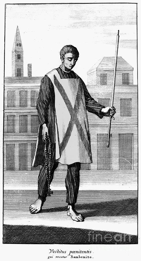 Spanish Inquisition Photograph
