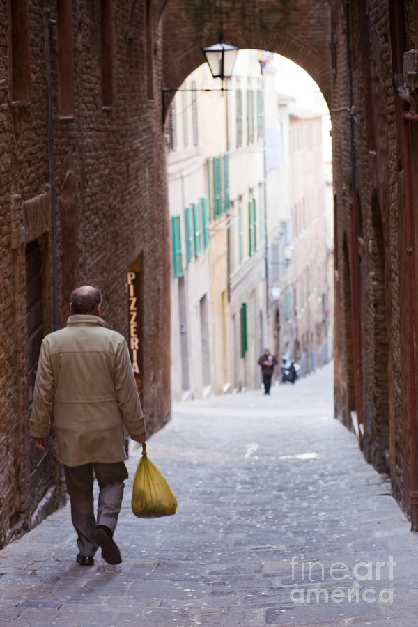 Siena Photograph