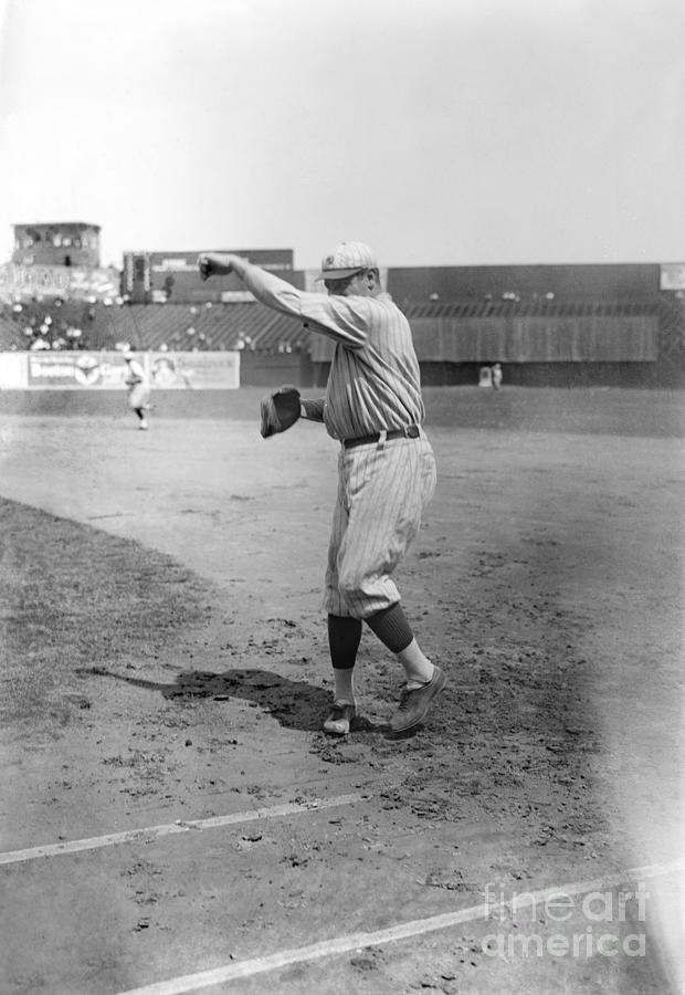 George H. Ruth (1895-1948) Photograph