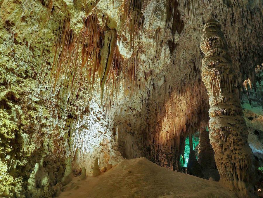 Carlsbad Caverns Photograph