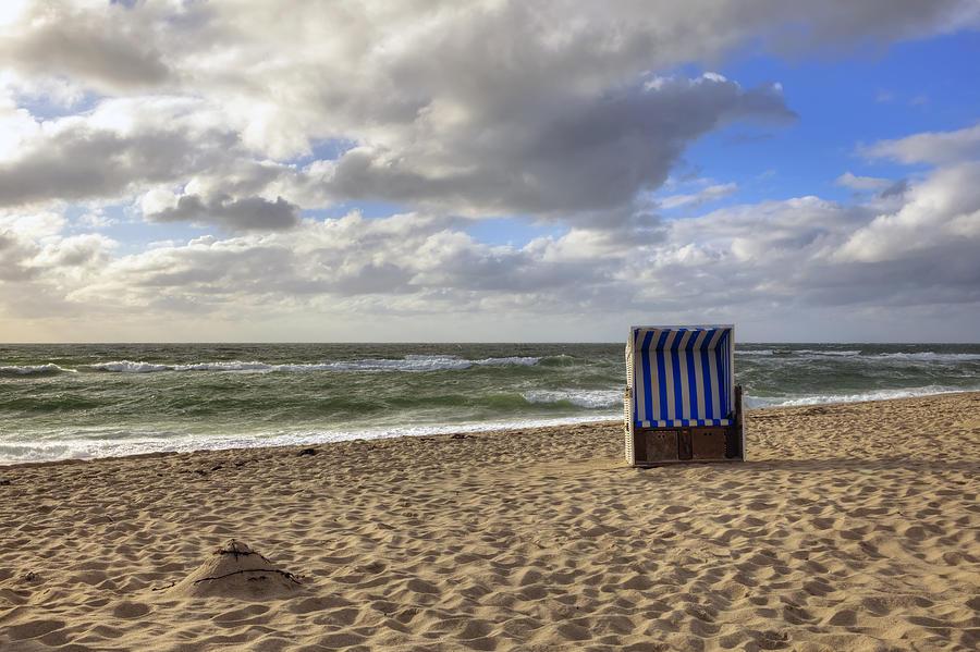 Beach Photograph - Sylt by Joana Kruse