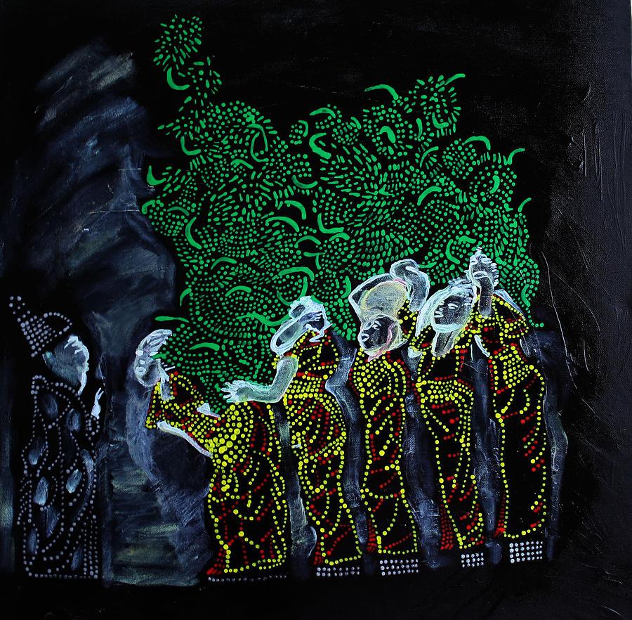 Wise Virgins Painting
