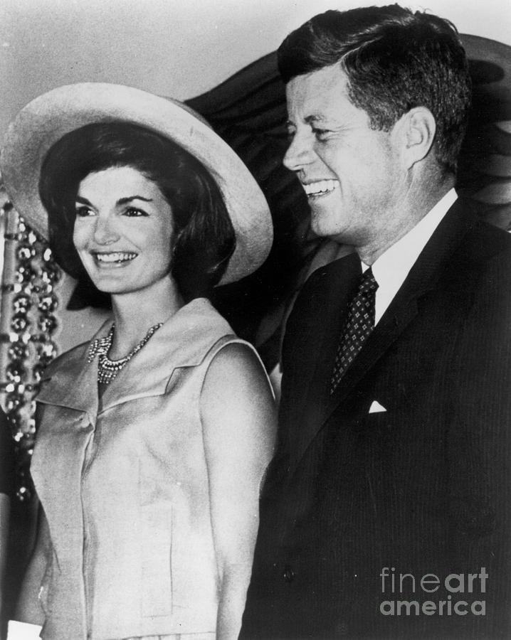 John F Kennedy (1917-1963) Photograph