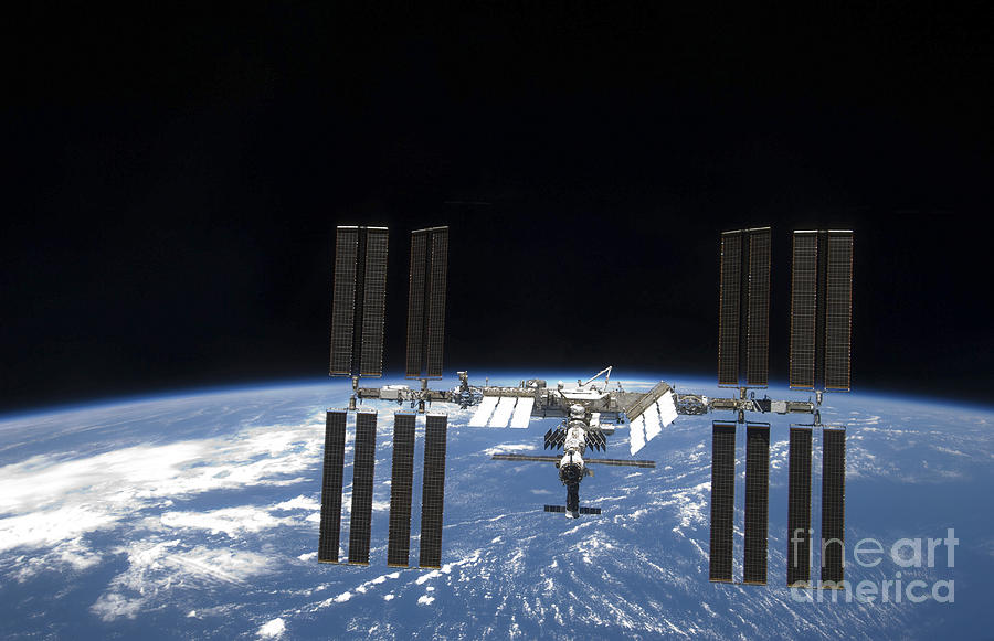 The International Space Station Photograph
