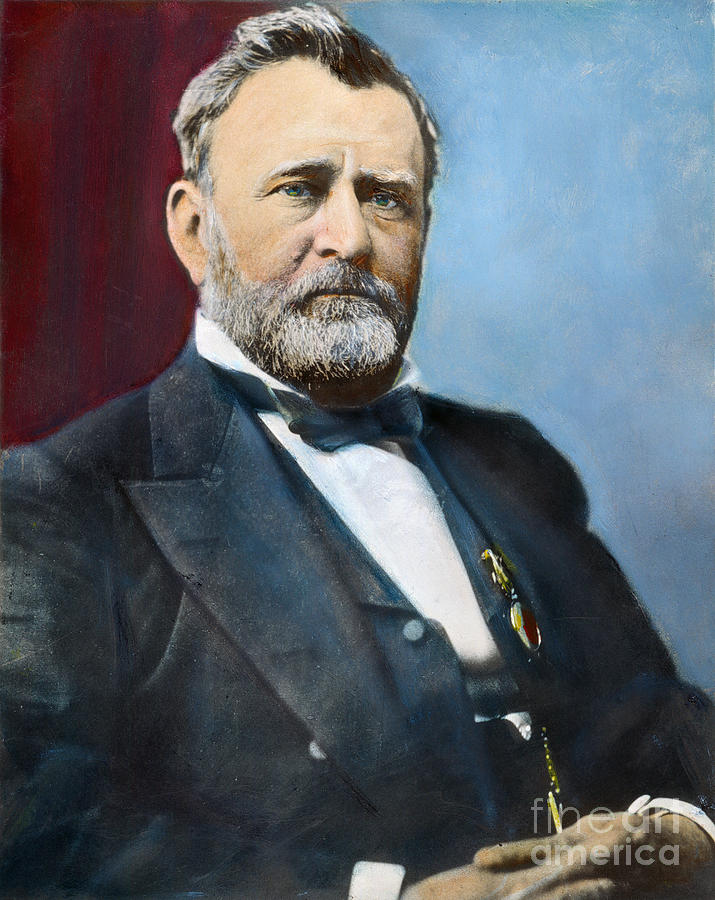 Biography Of Ulysses S. Grant