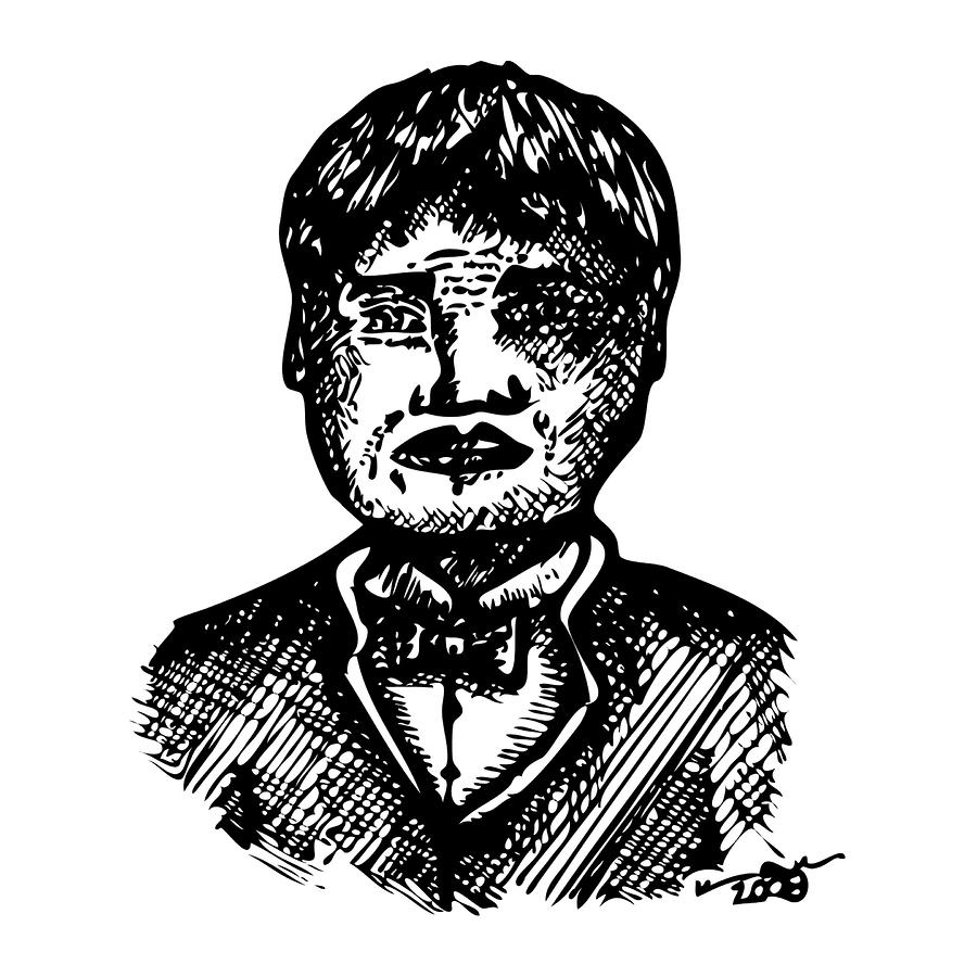 1892 Drawing