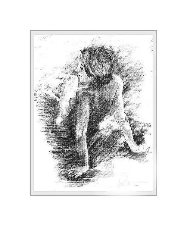 Art Drawing  - Art Fine Art Print