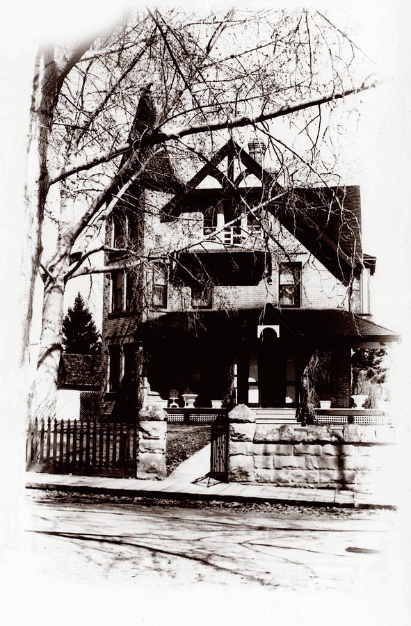 1900 Home Photograph