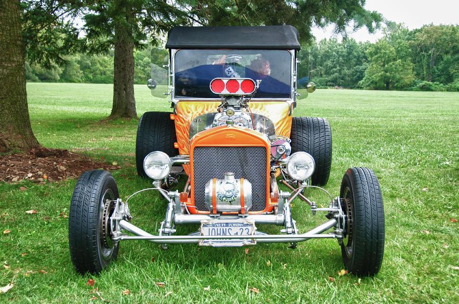1923 T-bucket 8584 Photograph