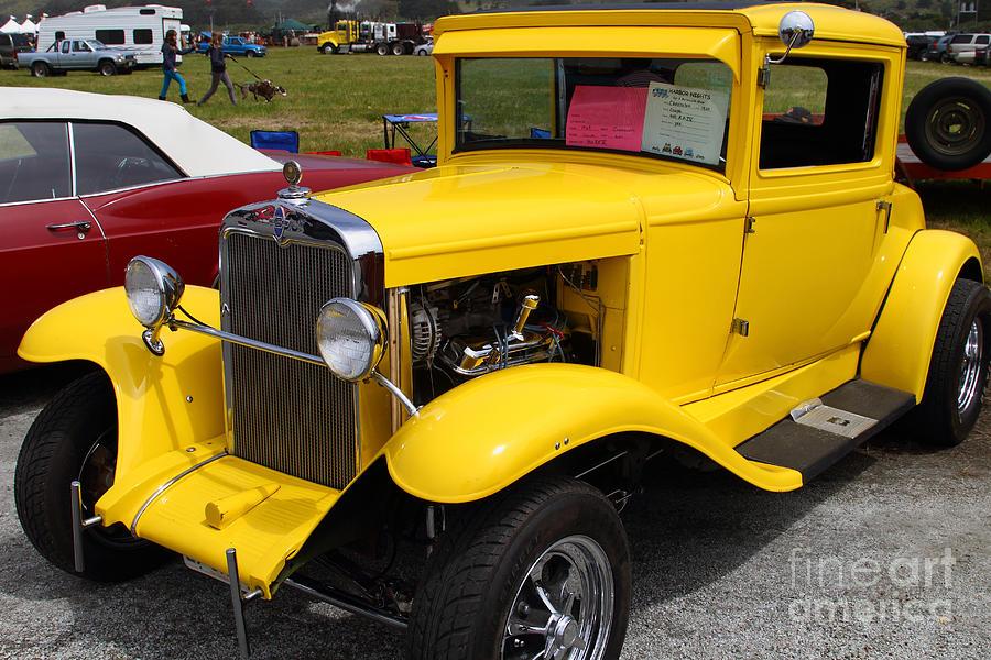 1929 Chevrolet Coupe 7d15140 Photograph